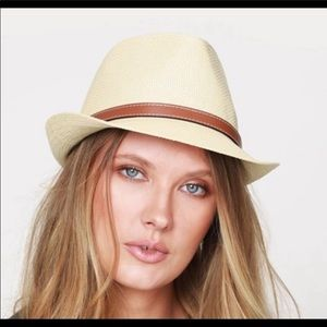 Accessories - 🌟Natural Color Summer Belted Fedora🌟OS🌟